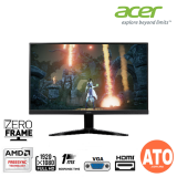 "Acer 27"" KG271 Gaming Monitor (Dual HDMI / 1MS / 75Hz / FPS / VGA / Free-Sync)"