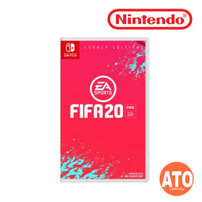 FIFA 20 Legacy Edition for Nintendo Switch
