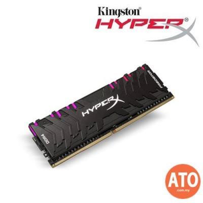 HyperX Predator RGB (HX432C16PB3A/8) 8GB 3200MHz DDR4 CL16 DIMM XMP RAM