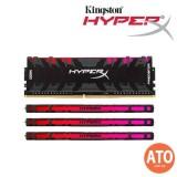 HyperX Predator RGB (HX432C16PB3AK4/32) 32GB 3200MHz DDR4 CL16 DIMM (Kit of 4) XMP RAM