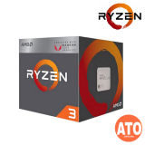 AMD Ryzen 3 2200G Desktop Processor with Radeon Vega 8 Graphics (with Wraith Stealth Cooler)