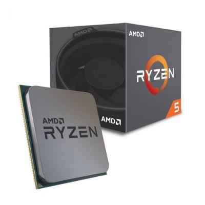 AMD Ryzen 5 2600 Desktop Processor (with Wraith Stealth Cooler)