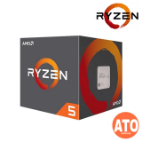 AMD Ryzen 5 2600 Desktop Processor (with Wraith Stealth Cooler)