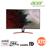 "Acer 32"" ED323QU Curved Gaming Monitor (2K / AMD Free-Sync / 4MS / 144Hz / DVI / HDMI / DP)"