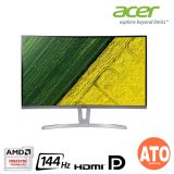 "Acer 27"" ED273A Curved Gaming Monitor (4MS / 144Hz / Full HD / AMD Free-Sync / 1920 x 1080 / VGA / HDMI / DP)"