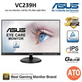 ASUS VC239H Eye Care Monitor - 23 inch, Full HD, IPS, Flicker Free, Blue Light Filter, Anti Glare