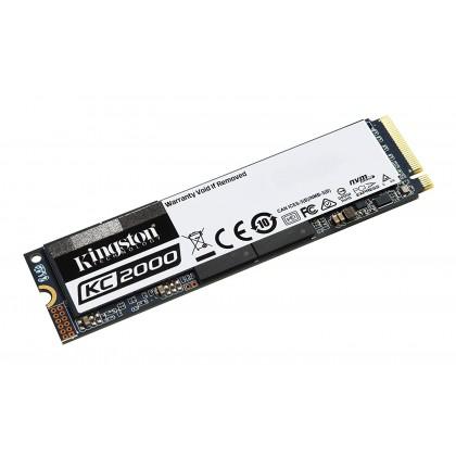 Kingston KC2000 NVMe PCIe SSD 1000G