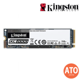 Kingston KC2000 NVMe PCIe SSD 2000G