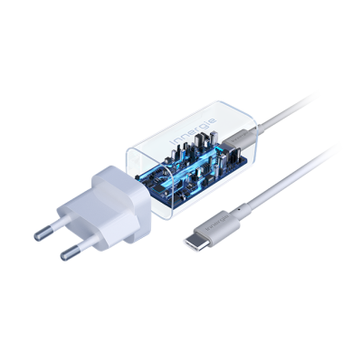 INNERGIE PowerGear 60C (Universal) Free 3 Travel Plugs