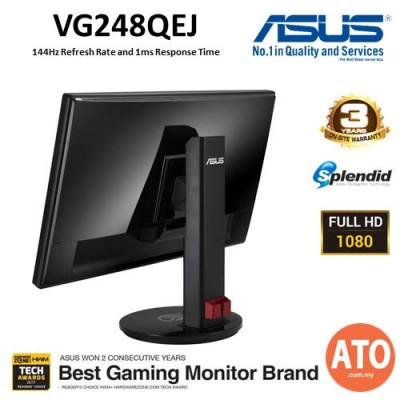 """ASUS VG248QE 24"""" Gaming Monitor (1920*1080)"""