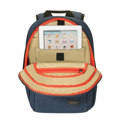 "Targus 15"" Groove X Compact Backpack for MacBook (Blue)"
