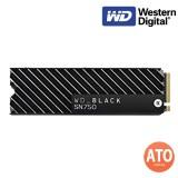 WD BLACK SN750 HEATSINK NVME SSD