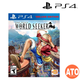 One Piece: World Seeker Deluxe Edition for PS4 (R3 ENG)