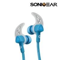 SonicGear Bluesport 2 Bluetooth Earphone (Red | Blue | Green | Orange)