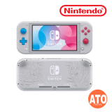 Nintendo Switch Lite Console Zacian And Zamazenta Pokemon Edition (Import Set)