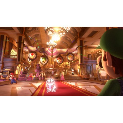 Luigi's Mansion 3 for Nintendo Switch (EU) ENG/CHI