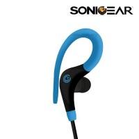 SonicGear Bluesport 3 Bluetooth Earphone (Red | Blue | Green | Orange)