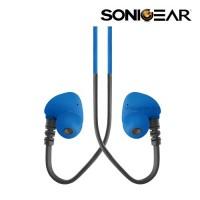 SonicGear Bluesport 5 Bluetooth Earphone (Red | Blue | Green | Orange)