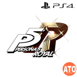 **PRE-ORDER** 女神異聞錄5 皇家版Persona 5 Royal Limited Edition for PS4 (R3) CHI **ETA FEB 20