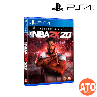 **PRE-ORDER** NBA 2K20 for PS4 (R3) T.CHI/ENG - ETA 06 SEP 2019