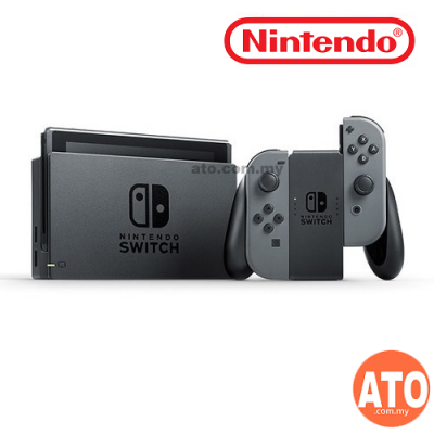 Nintendo Switch Console with Battery Enhanced (Import Set) **Limited Promotion Until 30 June 2020**