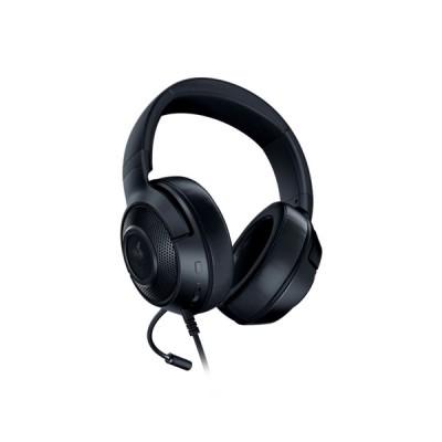 Razer Kraken X (Ultra-light at 250g, Bendable Cardioid Microphone, On-headset Controls)