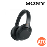 SONY WH-1000XM3 Wireless Noise Cancelling Headphones - Black