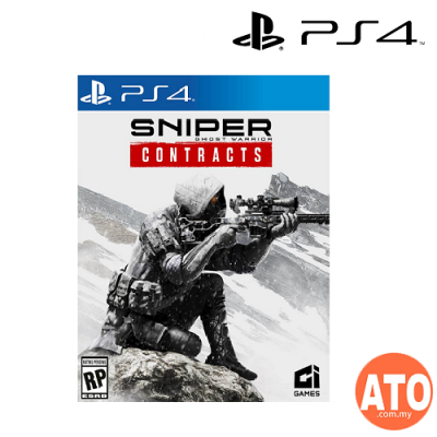 Sniper Ghost Warrior Contracts for PS4 (ASIA) T.CHI/S.CHI/ENG