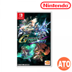 **PRE-ORDER** SD GUNDAM G Generation Cross Rays for Nintendo Switch (ASIA) T.CHI ETA 28 NOV 2019
