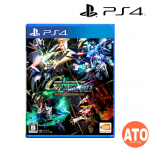 **PRE-ORDER** SD GUNDAM G Generation Cross Rays for PS4 (ASIA) T.CHI - ETA 28 NOV 2019