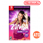**PRE-ORDER** Zumba Burn it Up  for Nintendo Switch (EU) ETA 22 NOV 2019