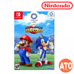 **PRE-ORDER** Mario and Sonic at the Olympic Games Tokyo 2020 for Nintendo Switch (ASIA) T.CHI/ENG ETA 01 NOV 2019