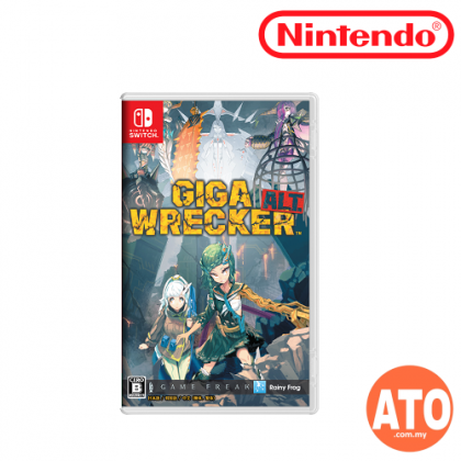 Giga Wrecker Alt Collector's Edition for Nintendo Switch (ASIA) T.CHI/S.CHI/JPN/KO