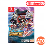 **PRE-ORDER** Super Robot Wars V for Nintendo Switch (ASIA) T.CHI - ETA 03 OCT 2019
