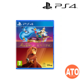 **PRE-ORDER** Disney Classic Games: Aladdin and The Lion King for PS4 (EU-ENG)**ETA NOV 1