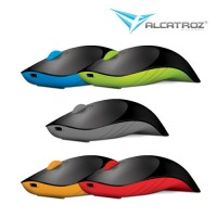Alcatroz Air Shark Wireless Mouse