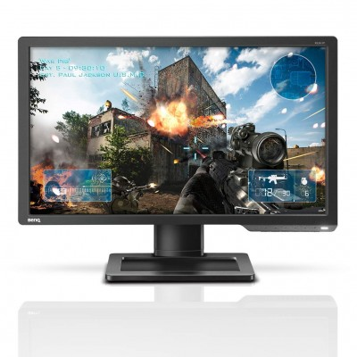 BenQ ZOWIE XL2411P 24 inch 144Hz Gaming Monitor | 1080p 1ms | DVI | HDMI | DP