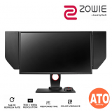 BenQ ZOWIE XL2536 24.5 inch 144Hz Gaming Monitor | 1080p 1ms | DVI | HDMI | USB