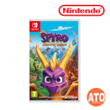 Spyro Reignited Trilogy Nintendo Switch (Asia-ENG / EU-ENG)