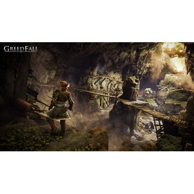 Greedfall 貪婪之秋 for PS4 (EU) S.CHI/ENG