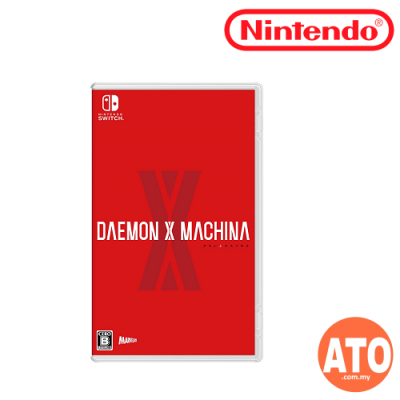 Daemon X Machina 機甲戰魔 for Nintendo Switch (AS-ENG/CHI 中英文)