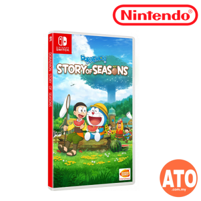 **PRE-ORDER** Doraemon Story of Seasons for Nintendo Switch (ENG)**ETA OCT 11
