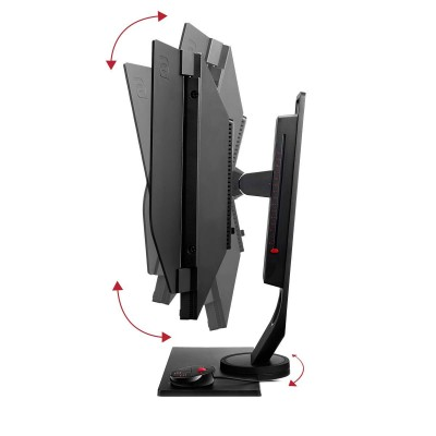 """BenQ ZOWIE XL2740 27"""" 240Hz Gaming Monitor with G-Sync Compatible / Adaptive Sync   1080p 1ms    DVI   HDMI   USB"""