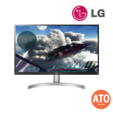 LG 27UL600 27'' Class 4K UHD IPS LED Monitor with VESA Display HDR 400 (27'' Diagonal)