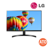 "LG UltraGear 27MK600M 27"" IPS Monitor 3 Side Borderless, Freesync"