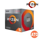 AMD Ryzen 5 3400G with Radeon RX Vega 11 Graphics