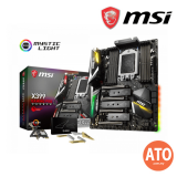MSI Gaming AMD (X399 Gaming PRO Carbon AC) Motherboard