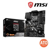 MSI AMD-AM4 (X570-A PRO) Motherboard