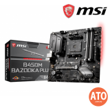 MSI AMD-AM4 (B450M Bazooka Plus) Motherboard