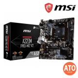 MSI AMD-AM4 (A320M PRO-M2 V2) Motherboard